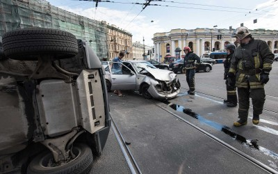 I have been in a car accident – What should I do?