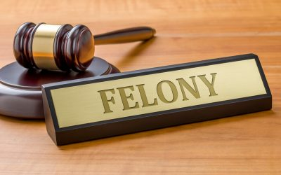 Five Things You Need to Know If You're Charged With a Felony